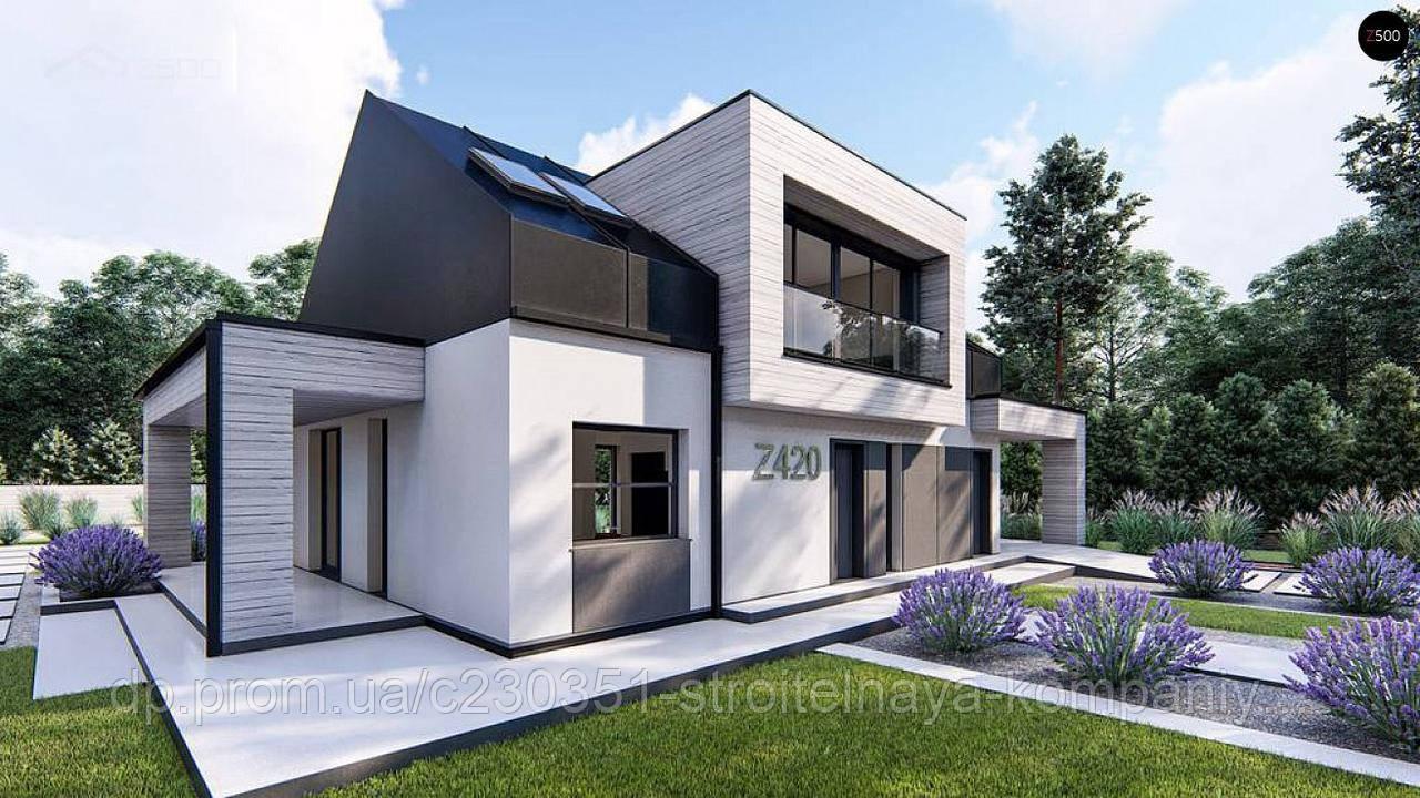 Проект дома uskd-78