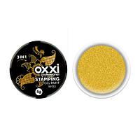 Гель краска (для стемпинга) Gel Paint STAMPING OXXI №03 5г