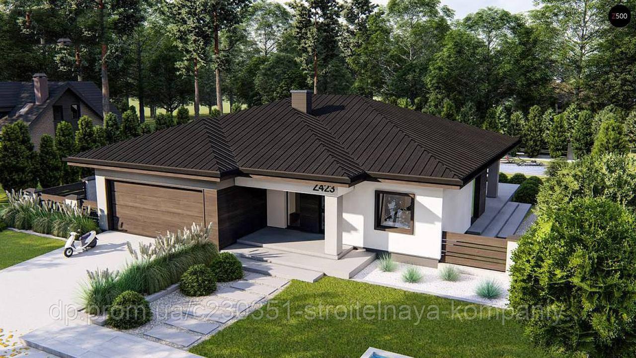 Проект дома uskd-79