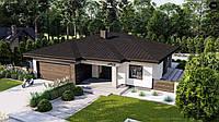Проект дома uskd-79, фото 1