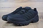 Чоловічі зимові чоботи з хутром Merrell Vibram (чорні), фото 2