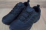 Чоловічі зимові чоботи з хутром Merrell Vibram (чорні), фото 3