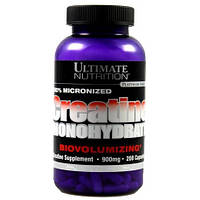 Креатин Ultimate Nutrition Micronized Creatine, 200 caps