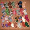 Расширился ассортимент вязаных носков - есть все размеры!