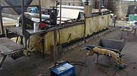 Оборудование (линия) для производства рубероида, еврорубероида, пергамина, фольгопергамина, фольгоизола