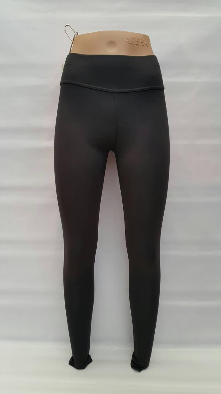 Лосины теплые подростковые 40,42,44,46 размеры для девочек Черные