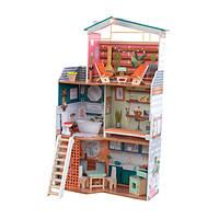 Кукольный домик Marlow Kidkraft 65985 с лестницей и системой легкого сбора EZ Kraft Assembly