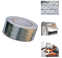 Алюминиевая армированная клейкая лента 48мм х 50м - арт. 8150