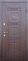 """Входная дверь для улицы """"Портала"""" (Комфорт Vinorit) ― модель Министр, фото 1"""