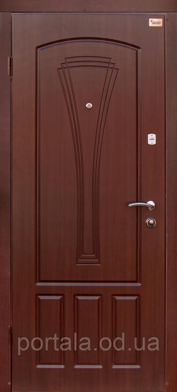 """Входная дверь для улицы """"Портала"""" (Комфорт Vinorit)― модель Элегант"""