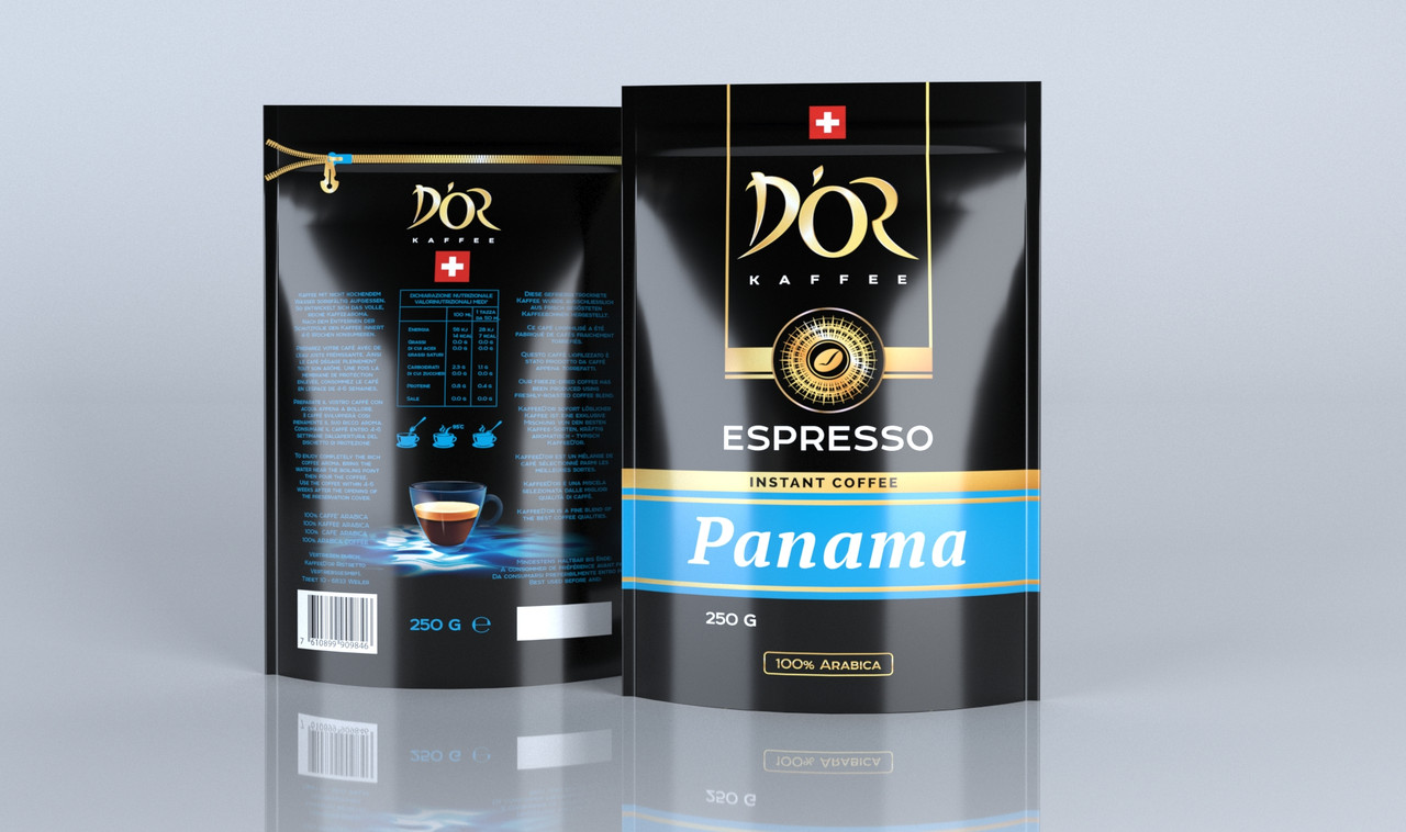 DOR Espresso Panama 250 р. розчинний