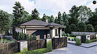 Проект дома uskd-81, фото 1