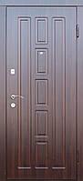 """Входная дверь для улицы """"Портала"""" (Комфорт Vinorit) ― модель Квадро, фото 1"""