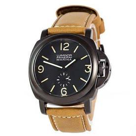 Наручные часы эконом Panerai Black-Brown
