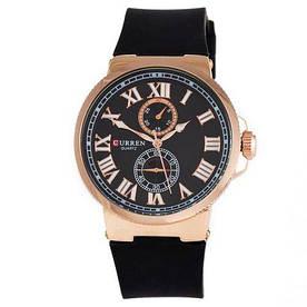 Наручные часы эконом Curren Gold-Black 8160-1