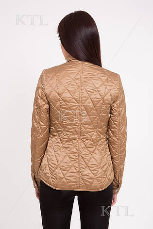 Куртка женская CW15C163 #649_ карамельная, фото 2