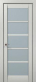Двери Папа Карло Millenium ML-15 Ясень белый 2000х610х40