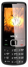 Мобільний телефон Verico Style F244 Black Гарантія 12 місяців