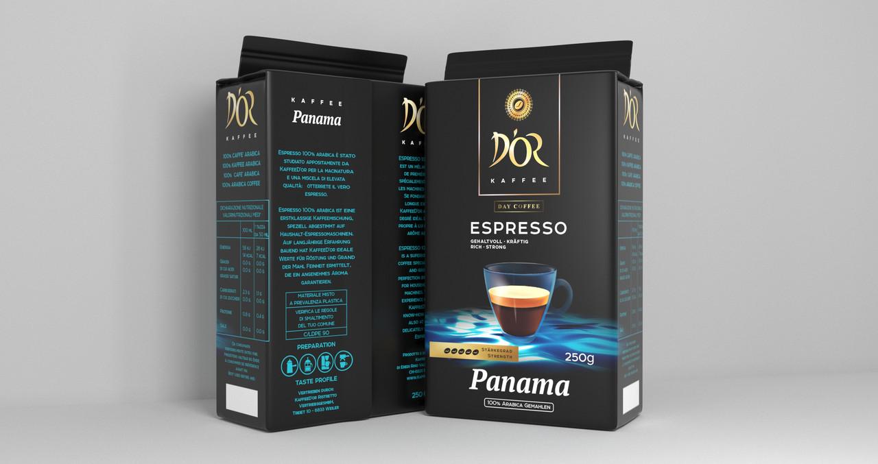 DOR Espresso Panama 250 г. молотый