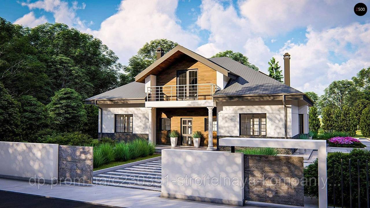 Проект дома uskd-82