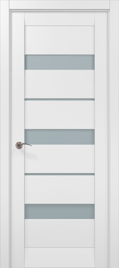 Двери Папа Карло Millenium ML-22 Белый матовый 2000х810х40