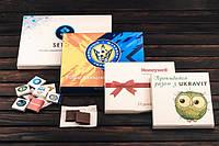 Шоколадные наборы, конфеты с логотипом