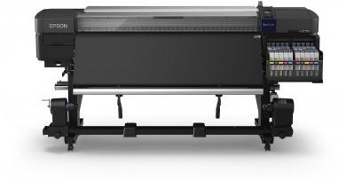 Первый сублимационный принтер Epson с флуоресцентными чернилами