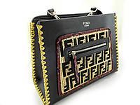 Брендовая женская сумка Fendi, фото 1