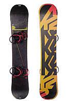Сноуборд K2 Subculture 158 Black из Австрии
