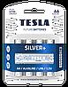 Батарейки Tesla Future Batteries Silver+ (пальчиковые  щелочные батареи AA Alkaline LR6 1,5V)
