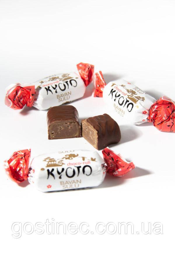Конфеты «KYOTO choco-roll»Киото