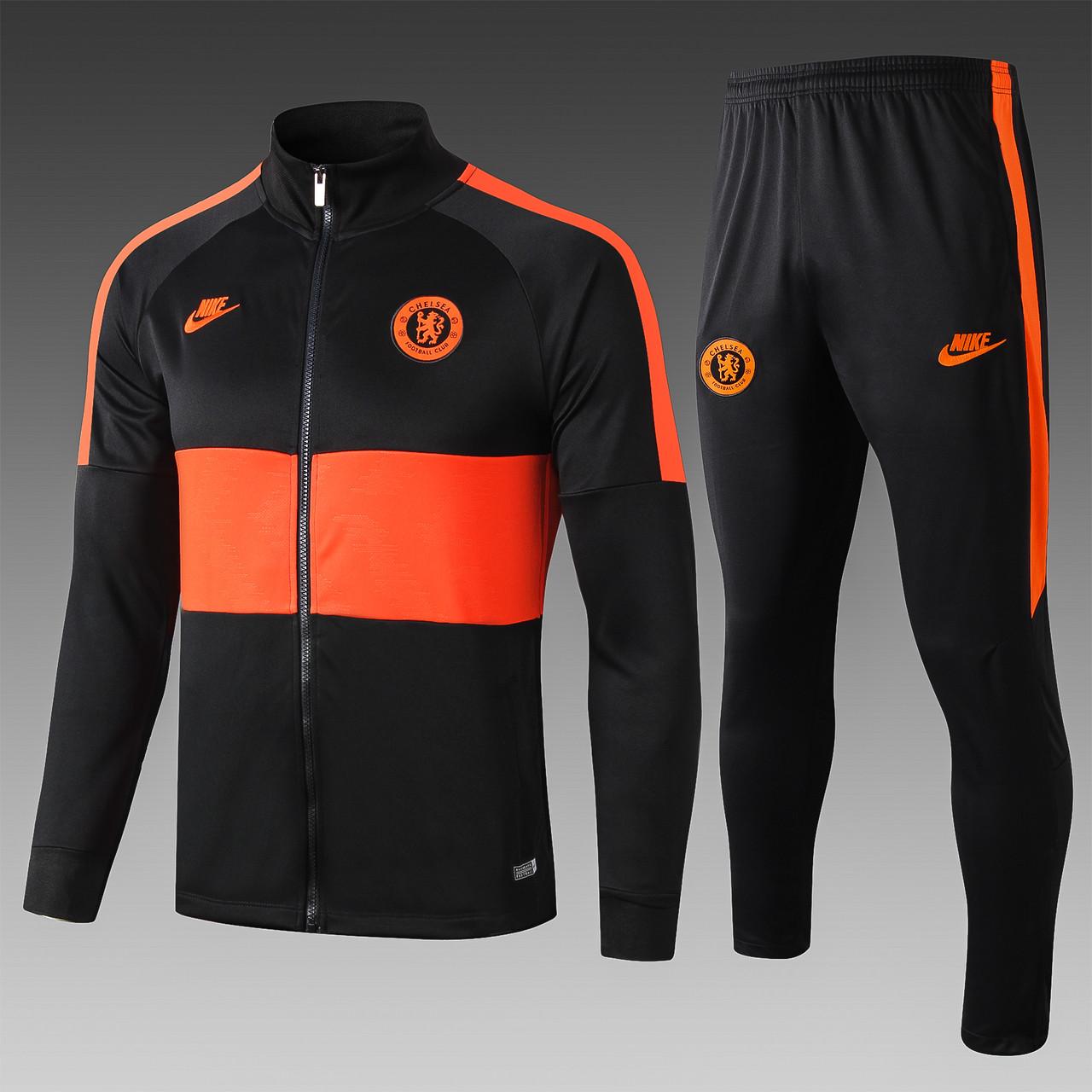 Спортивный тренировочный костюм Chelsea Челси,2019-20