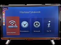 "LCD LED Телевизор Comer 32"" Изогнутый Smart TV  WiFi+T2  HDMI  Android 4.4+ПОДАРОК!, фото 3"