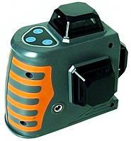 Лазерный уровень нивелир 3D 12 линий со штативом 6697