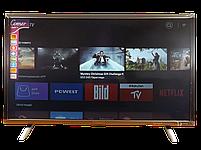 "LCD LED Телевизор Comer 32"" Изогнутый Smart TV  WiFi+T2  HDMI  Android 4.4+ПОДАРОК!, фото 8"