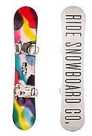 Сноуборд Ride 147 Colorful из Австрии