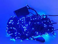 Гирлянда на 500 LED синяя
