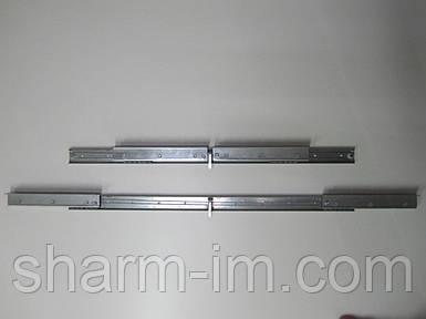 Раздвижной механизм для стола 900 мм синхронный с тормозом
