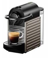 кофеварка  Nespresso C61 Pixie tytanowy XN304T