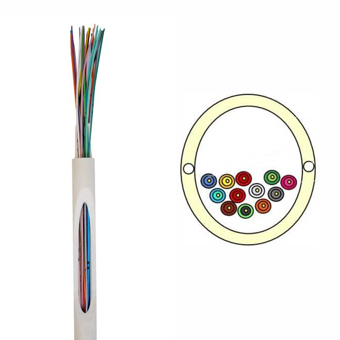 Оптический кабель FIBRAIN EAC-RAs(0,4)-8