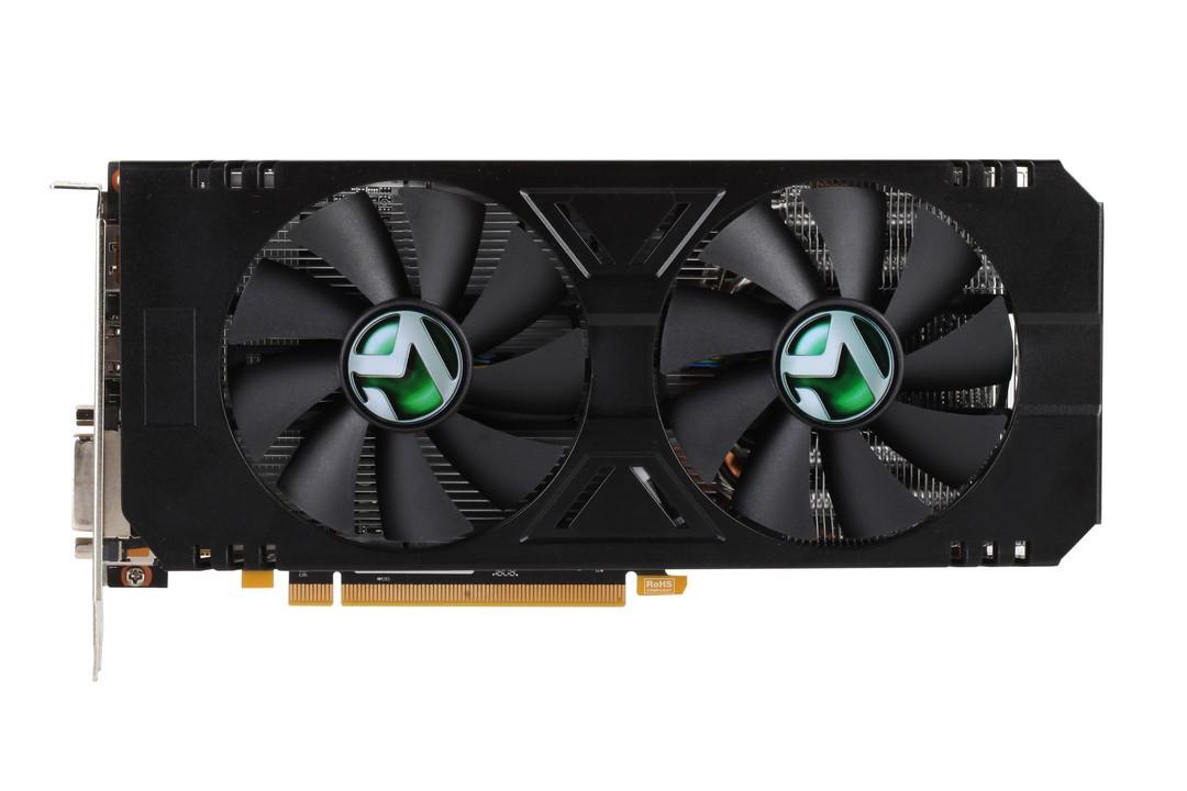 Видеокарта AMD RX 580 Maxsun 8Gb