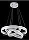 Люстра подвес светодиодная 901  (80см), фото 2