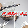 Антигравийная пленка NANOSHIELD EXTRA GUARD 1,22м