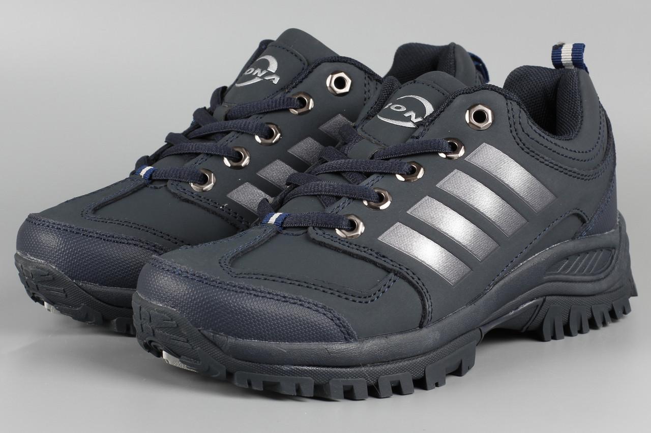 Кросівки унісекс жіночі сині Bona 713H-2 Бона Розміри 36 37 38 39