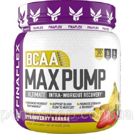 Бцаа FinaFlex BCAA Max Pump 30 порц. (уценка), фото 2