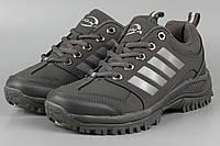 Кросівки унісекс жіночі сірі Bona 713R-2 Бона Розміри 36 38 39 41, фото 1