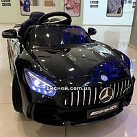 Детский электромобиль M 4105 EBLRS-2 Mercedes в автопокраске, черный