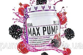Бцаа FinaFlex BCAA Max Pump 30 порц. (уценка), фото 3