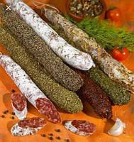 Колбаса Фует с чесноком 150 гр