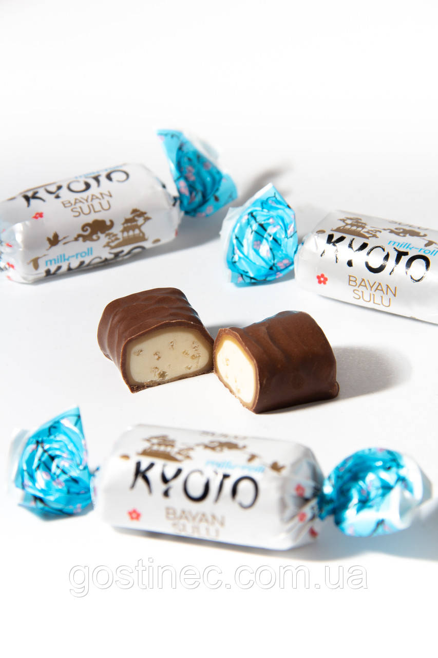 Цукерки «KYOTO milk-roll»Кіото